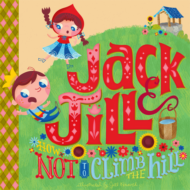 jack and jill illustration