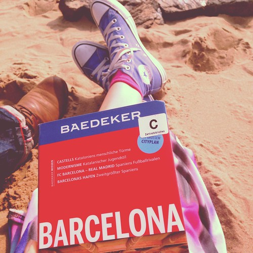 Barcelona Vorbereitung