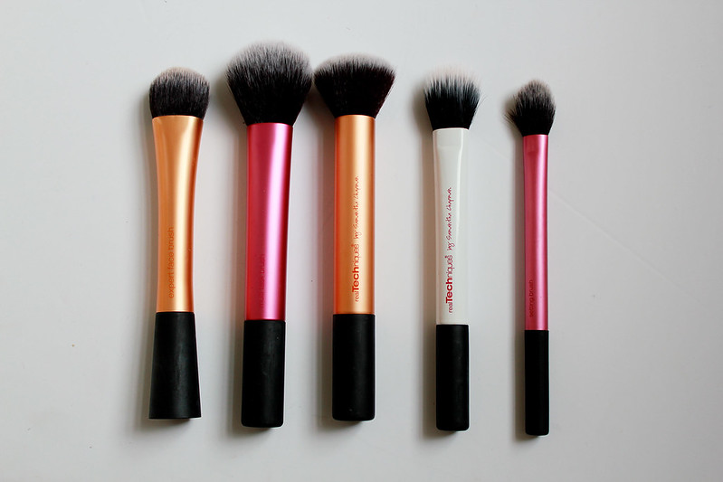 Real techniques cheap brushes