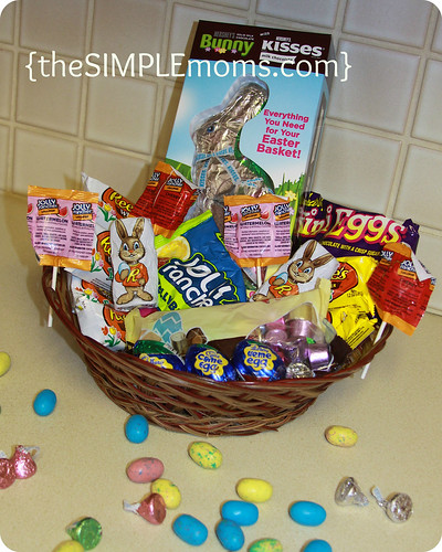 Hershey's Easter Candy 2014