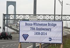 Bronx-Whitestone Bridge 75th Anniversary