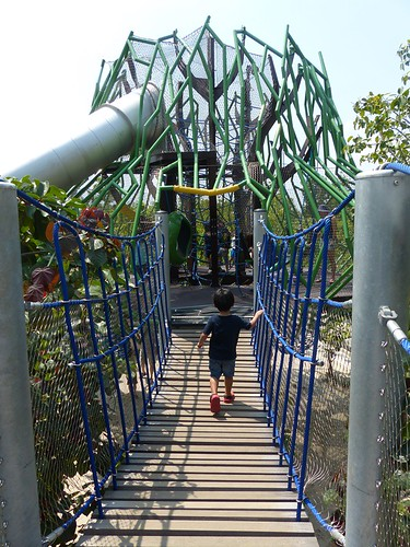Children's Garden Water Play and Adventure Playground