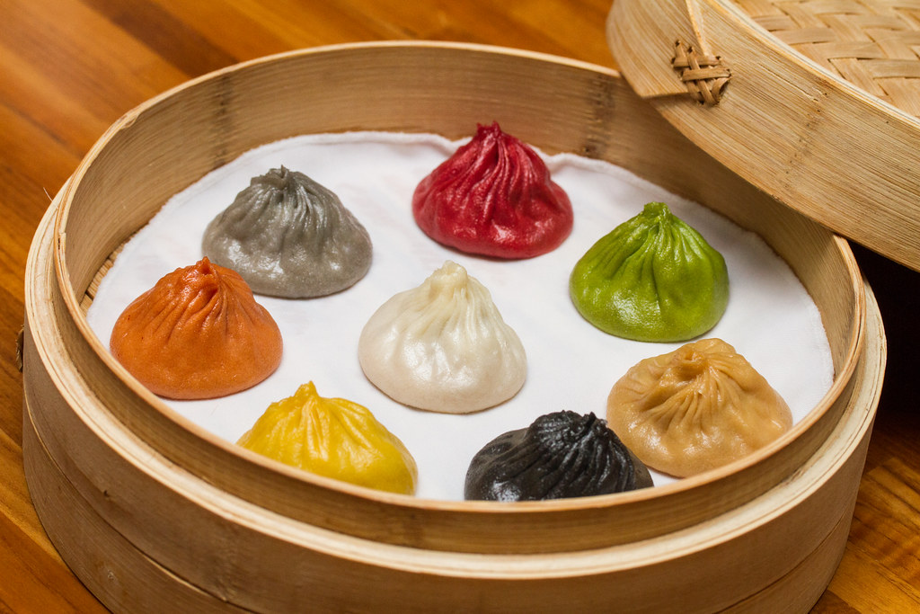 Paradise Dynasty's xiao long bao @ ION Orchard
