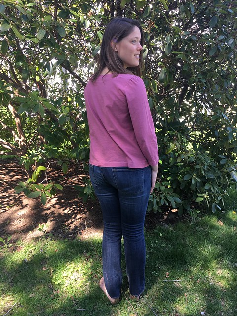 Esme Top from Everyday Style by Lotta Jansdotter
