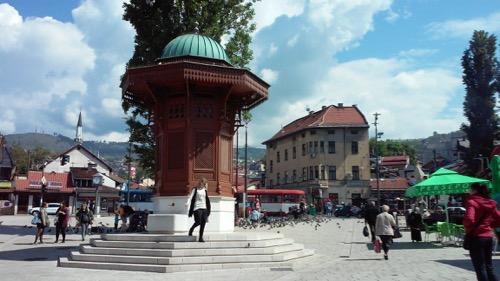 Springtime in Sarajevo