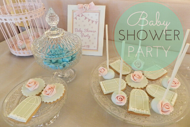 BABY SHOWER PARTY - FESTA PER MAMME E BEBE'