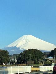 Mt.Fuji 富士山 3/2016