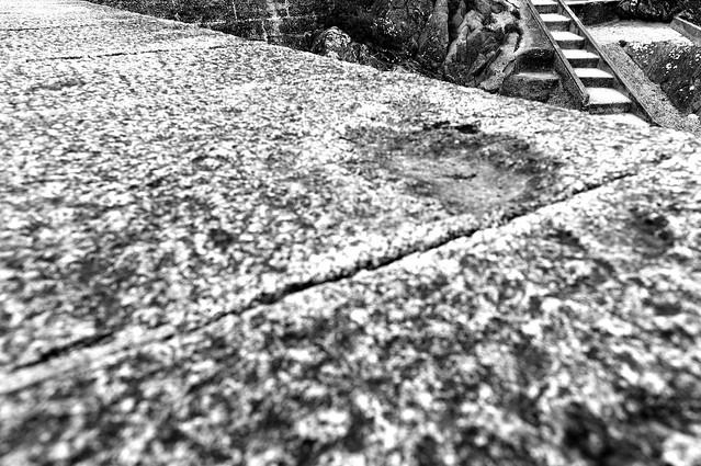 Escalier en coin
