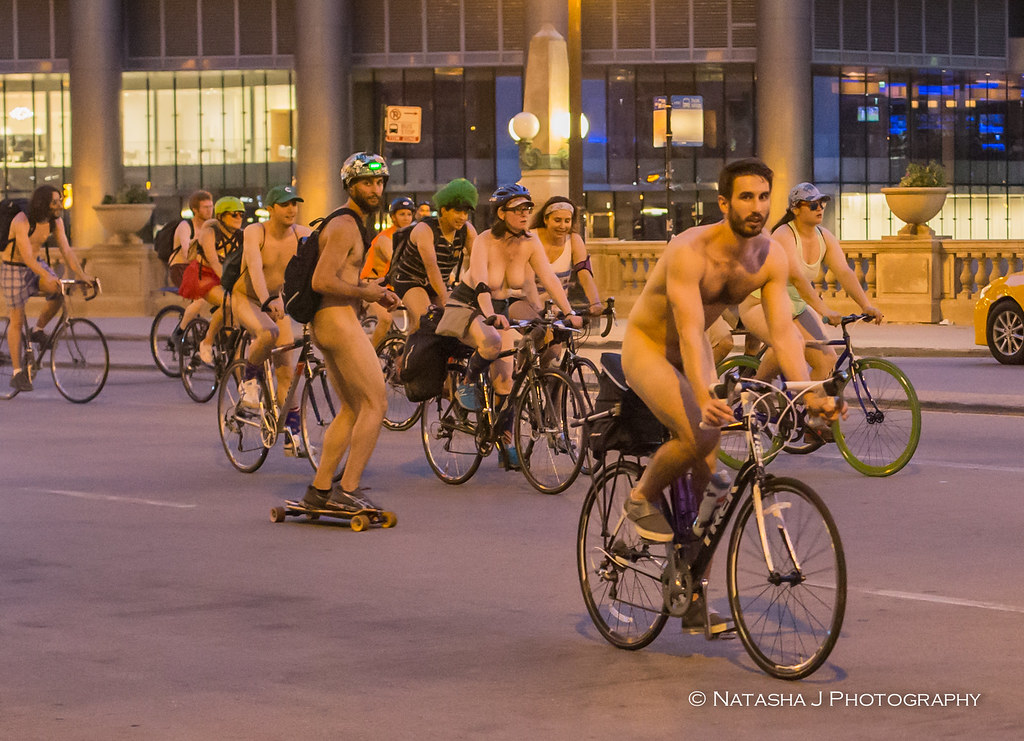 For that world naked bike ride chicago has touched