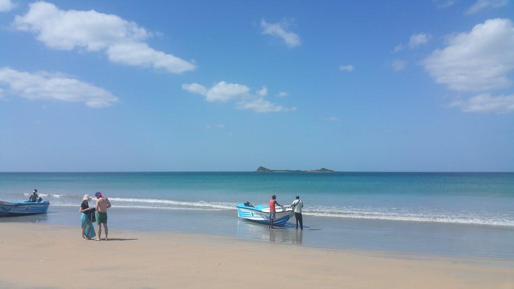 Pigeon Island - Trincomalee - Sri Lanka