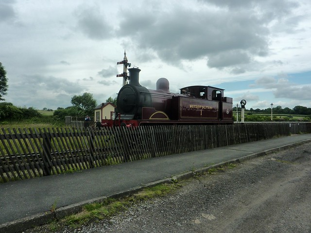 Midland Railway Centre 26 June 2016, Panasonic DMC-ZS1