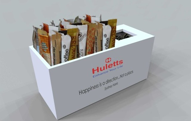 Product Design - Huletts Marketing