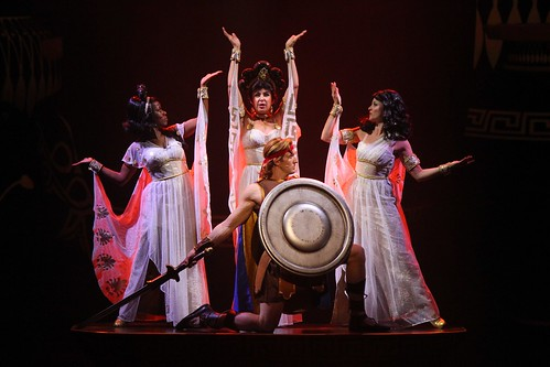 Hercules - Wishes stage show