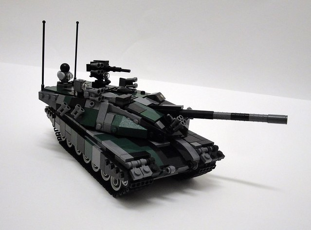 M7 Main Battle Tank (2)