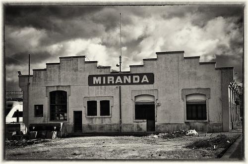 Estación de tren de Miranda de Ebro
