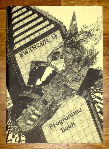 Swancon 14 Programme Book
