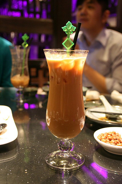 Gula Melaka Milk Tea