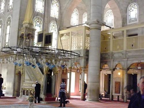 Mezquita tumba de Eyüp, Estambul