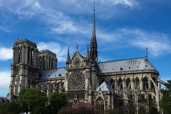 "Notre Dame de Paris by Davide ""Dodo"" Oliva, on Flickr"
