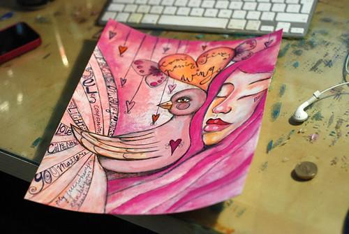 Life Book page May 2012
