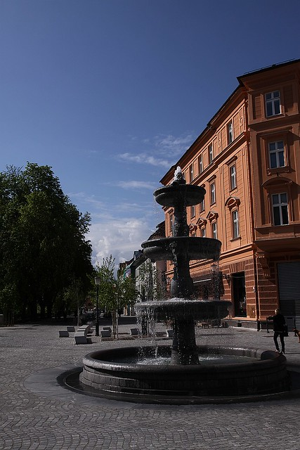 Ljubljana in Spring #09