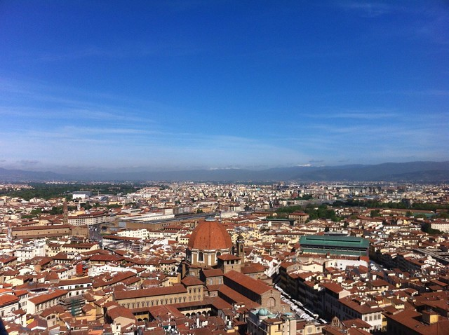 florence italy strip
