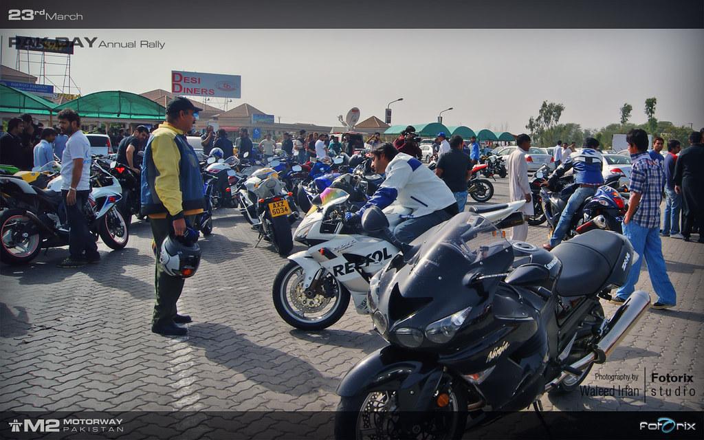 Fotorix Waleed - 23rd March 2012 BikerBoyz Gathering on M2 Motorway with Protocol - 7017481875 a5310b1e27 b