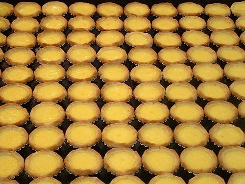 Mmm Egg Tarts