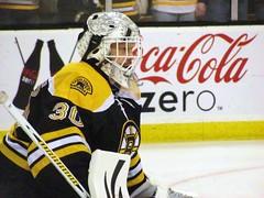 Boston Bruins vs. Toronto Maple Leafs, March 19, 2012