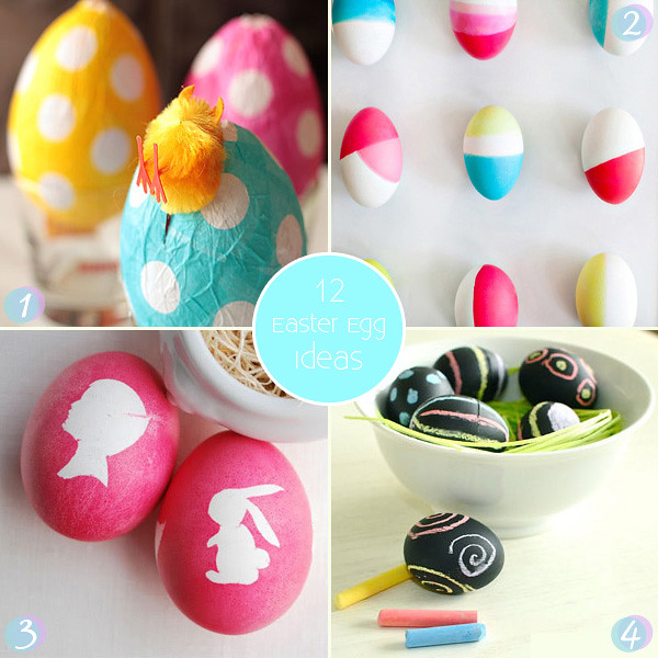 Fabulous Easter Egg Ideas