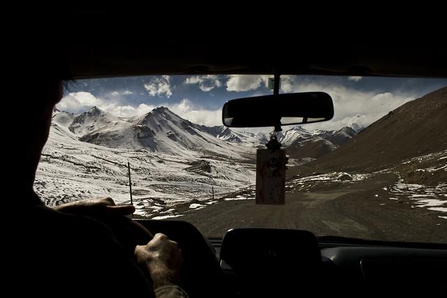 Ak-Baital Pass (4655m) - Tajikistan