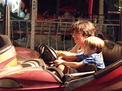 bumper car boys by Teckelcar