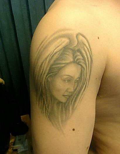 Angel Tattoos (9)
