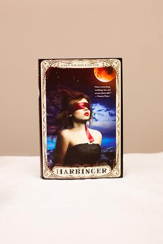 Harbinger, by Sara Wilson Etienne