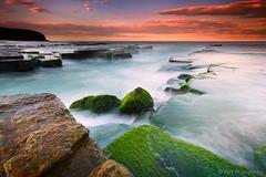 Sunset @ Turimetta Beach
