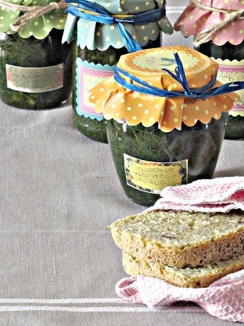 Finocchietto Selvatico sott'olio e Pane al Finocchietto con Olive Leccino