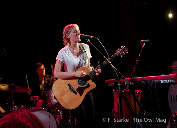 Katie Herzig @ The Troubadour, LA 5/1/12