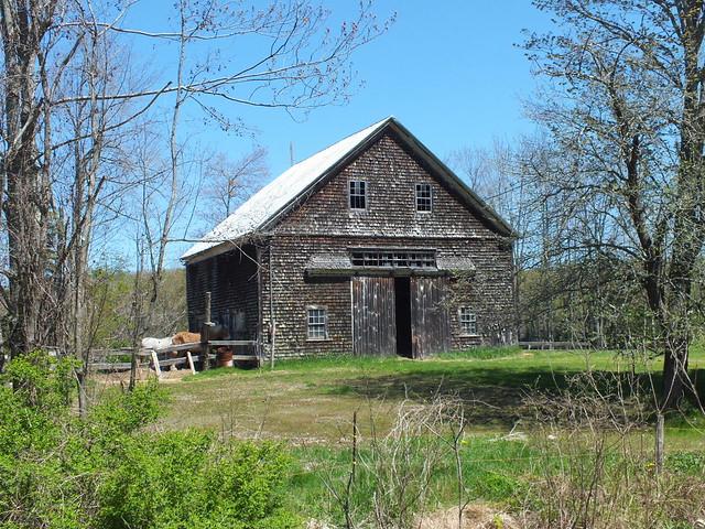 Maine Barn Flickr Photo Sharing