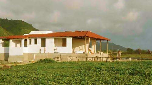 San Vicente Ecuador beach houses