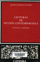 Javier Aparicio Maydeu, Lecturas de ficción contemporánea