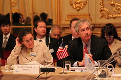 The US Deputy Minister and Senior Arctic Official
