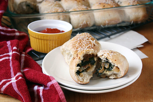 rolls, stuffed.
