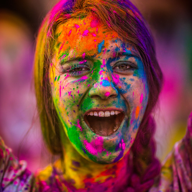 7167686029 5fa4feedf2 z 15 Amazing Images Of The Festival of Colors