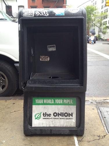 Empty Onion