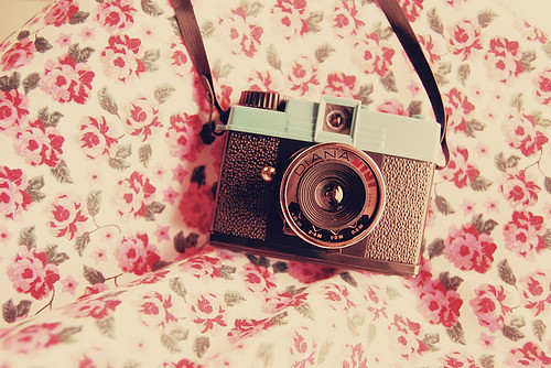 cute vintage camera wallpaper - photo #2