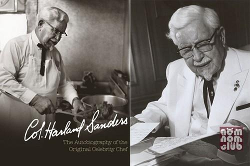 Colonel Sanders Autobiography