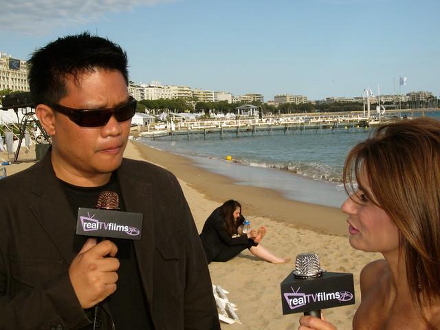 Leon Tan, Lynn Maggio, War of the Worlds, Goliath 3D, Cannes Film Festival