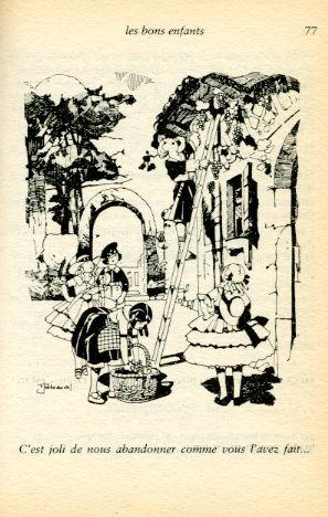 Les bons enfants, by Comtesse de SEGUR -image-50-150