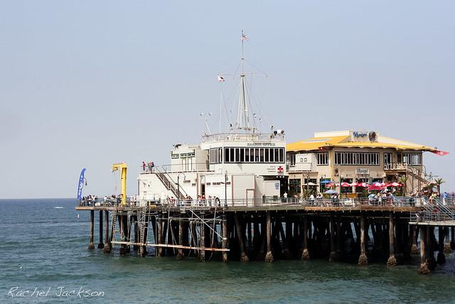 Santa Monica Pier Paddleboard Race & Ocean Festival