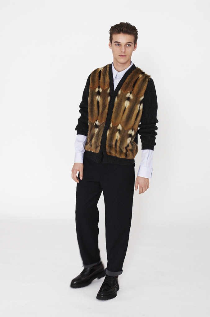 Robbie Wadge0505_Marni F​W12 Lookbook(Fashionsito)